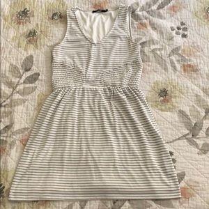 ModCloth Doe & Rae Striped Dress